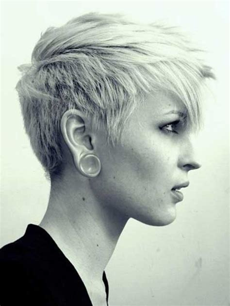 short haircuts edgy razor cut 25 popular layered short haircuts short hairstyles 2017