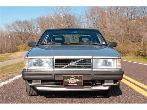 1988 volvo 780 bertone for sale classiccars cc 931282