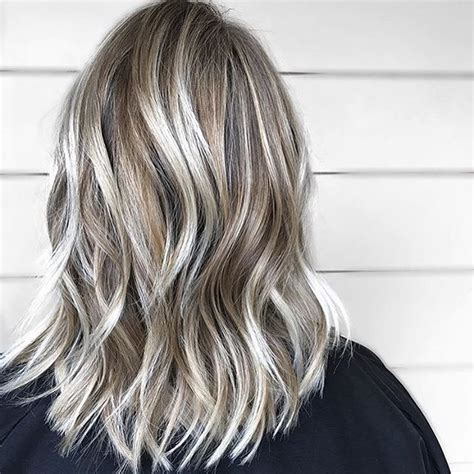 medium length highlighted hairstyles 25 exciting medium length layered haircuts health food