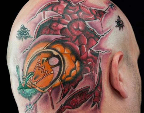 new skool tattoo skin in the ink master new skool challenge