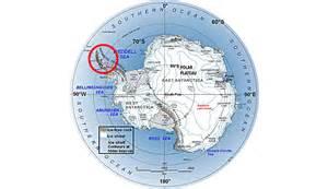 Larsen Shelf by Nasa In Antarctica S Larsen C Shelf The Inertia