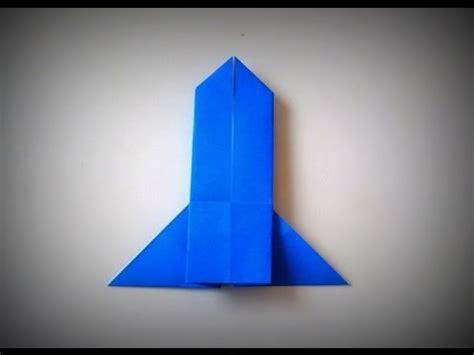 Origami Rocket Ship - origami rocket ship 2d doovi