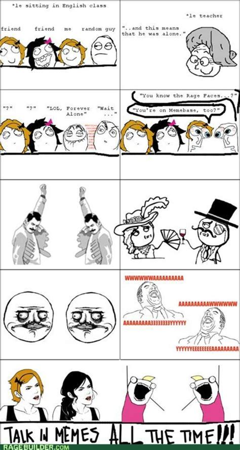 Meme And Rage Comic - image 196459 rage comics know your meme