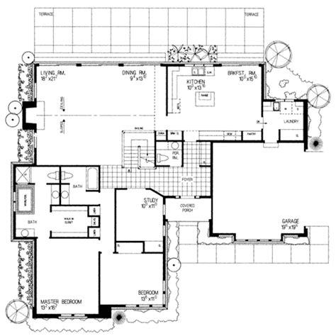 tudor style floor plans tudor style house plan 2 beds 3 baths 2112 sq ft plan
