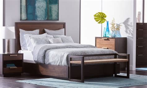 bedroom furniture for small rooms how to fit queen beds in small spaces overstock com