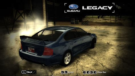 nfs most wanted wagen need for speed most wanted cars by subaru nfscars