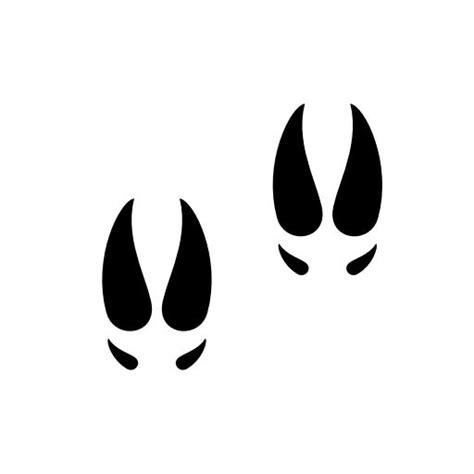 What Does Wood Symbolize moose footprints free icon signage zoo pinterest