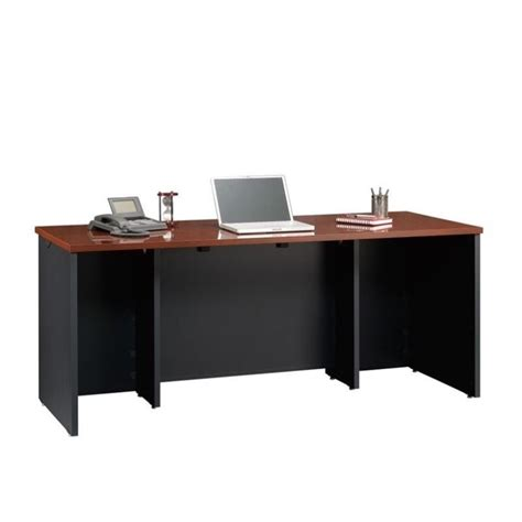 Classic Office Desk Executive Desk In Classic Cherry 419593