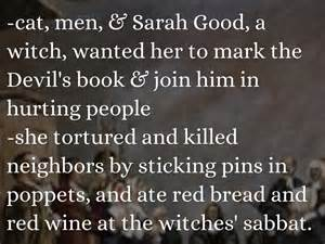 Serina Salem copy of reports of salem witch trials by serena