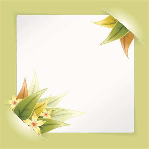 paper design template white blank paper design vector 01 millions vectors