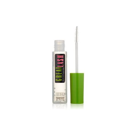 Maybelline Great Lash Clear Mascara maybelline new york great lash clear mascara for lash