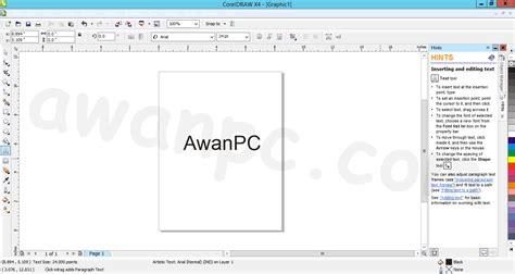 corel draw x4 out of memory error coreldraw graphics suite x4 full version terbaru awanpc