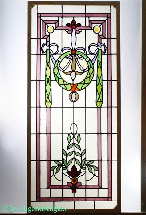 bleiverglasung jugendstil bleiverglasung fenster stained glass jugendstil