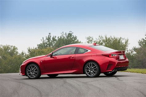 lexus red 2017 lexus rc 350 awd not quite a sports or luxury car