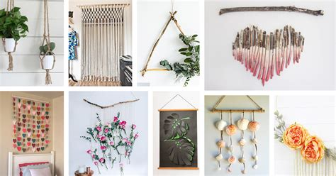 home design diy 37 best diy wall hanging ideas and designs for 2019