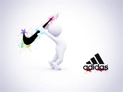 wallpaper adidas nike nike vs adidas wallpapers wallpapersafari
