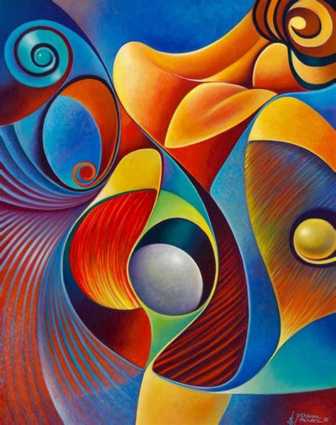 imágenes abstractas arte decorativo pinturas cuadros lienzos febrero 2014