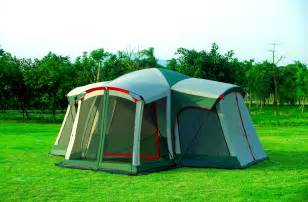 room tents gigatent mt kinsman 3 room tent with attached screen room