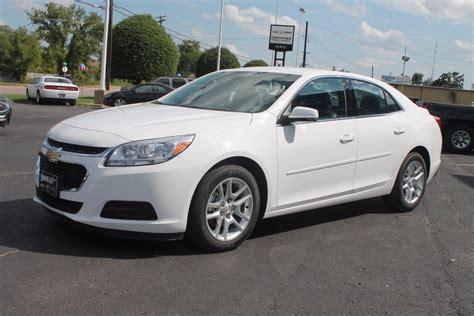 New 2015 Chevrolet Malibu LT Stock#35038 Summit White FWD New