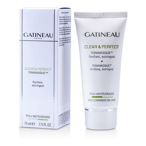 Purifying Mask 75ml 2 5oz gatineau clear tonimasque for combination