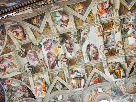 Sistine Chapel Ceiling Adam And by File Vatican Chapellesixtine Plafond Jpg Wikimedia Commons