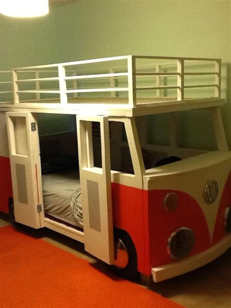bus bed vw bus bunk bed dub pinterest buses sleep and awesome
