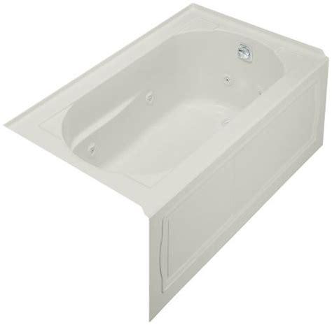 Kohler Devonshire Bathtub by Kohler Devonshire 5 Ft Whirlpool Tub In Grey 1357 Hr
