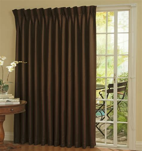 Sliding Glass Door Curtain Curtains With Top For Sliding Glass Door Placed On The White Wall Atlanta