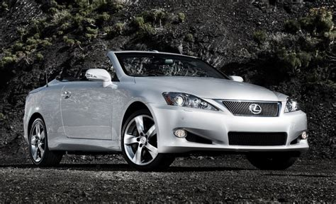 lexus 2010 is350 car and driver