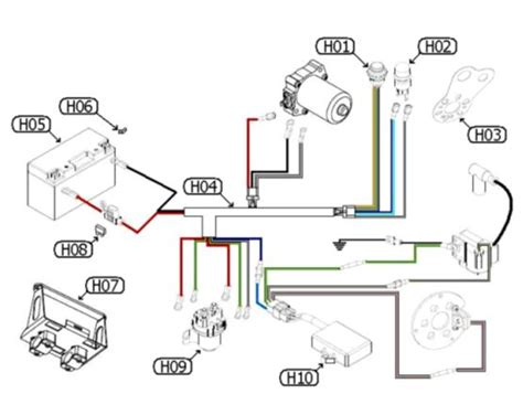 rotax max wiring diagram 24 wiring diagram images