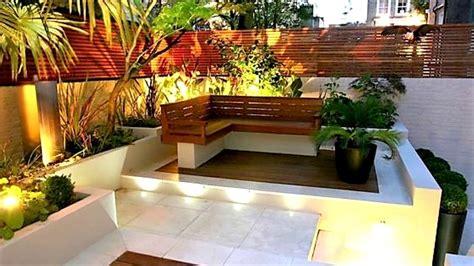 decorar paredes de un patio ideas para iluminar paredes de patios terrazas y jardines