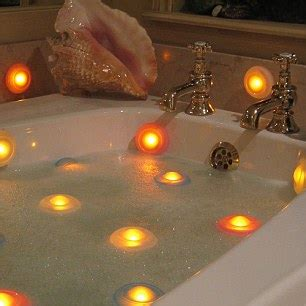 Spa Lighting For Bathroom For A Truly Indulgent Soak You Need These Ingenious Gadgets Daily Mail