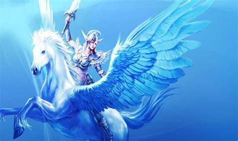 imagenes de unicornios anime pegasos y unicornios taringa
