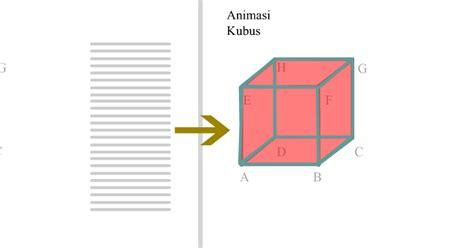 cara membuat gambar bergerak menggunakan adobe flash membuat animasi kubus sederhana dengan adobe flash edu softs