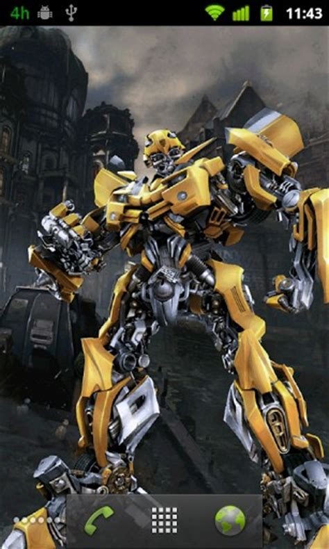 wallpaper android transformer transformers live wallpaper app for android