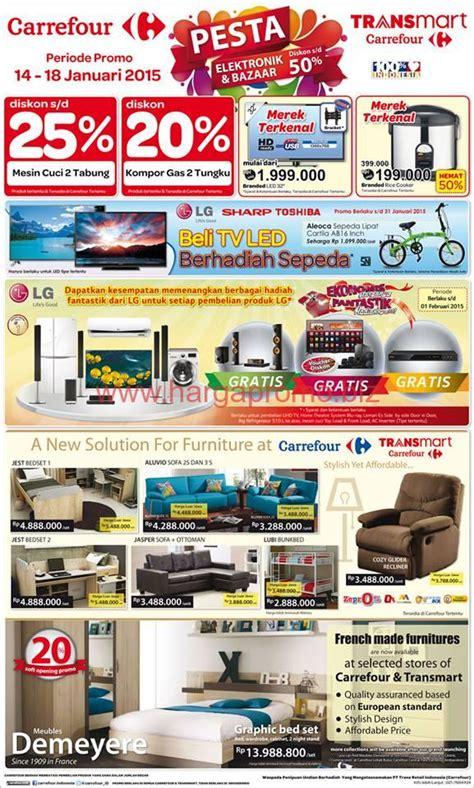 Lemari Es Carrefour katalog harga promosi produk elektronik dan bazar di