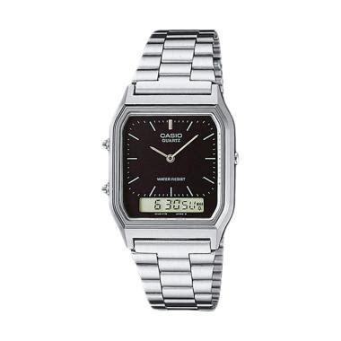 Jam Tangan Casio Aq 230a 1d Casio Aq 230 Jam Tangan Original jual casio jam tangan pria aq 230a 1dmq harga kualitas terjamin blibli