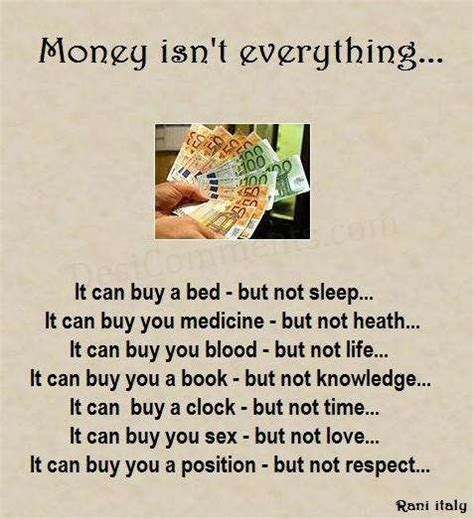 Essay About Money Isnt Everything In by Money Isn T Everything Desicomments
