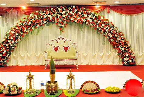 Marriage Home Decoration jasmine flowers and south indian weddings ezhava