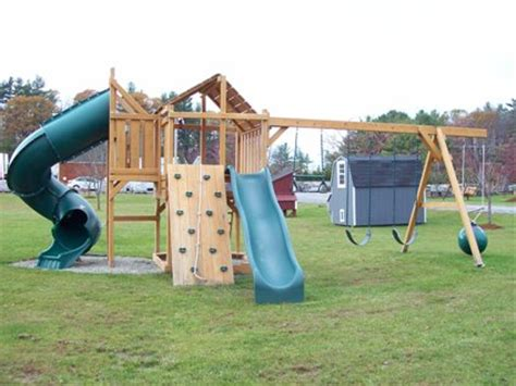 contemporary swing set children s swing sets and playsets in stock in vermont