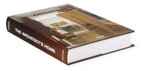 Chicago Coffee Table Book The Architect S Home Taschen Books