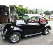 1966 Vw Beetle 1300 Volkswagon Bug 2 Door Black