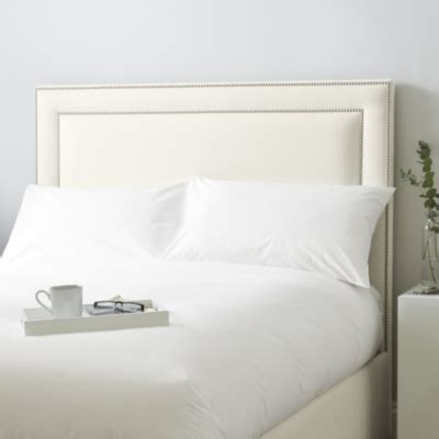 headboards furniture home the white company uk
