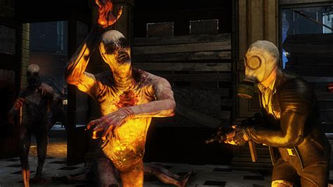 killing floor 2 announced first trailer and screens