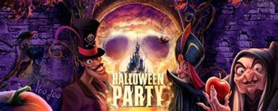 circotic halloween party 2017 halloween party disneyland paris