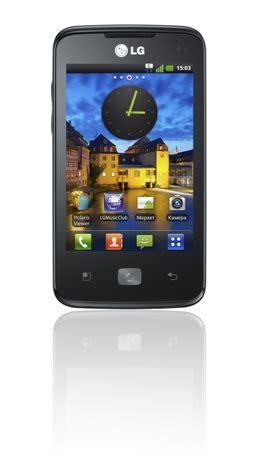 mobile p hub состоялся российский анонс android смартфона lg optimus
