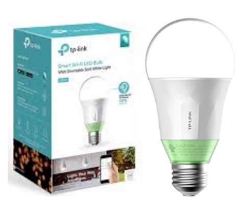 tp link smart led light tp link lb110 smart wi fi led with dimmable light