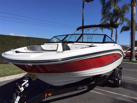 sea ray boats ontario 2016 new sea ray 19 spx bowrider boat for sale ontario