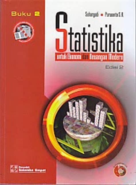 Statistika Untuk Ekonomi Dan Keuangan Modern Jilid I toko buku rahma statistika untuk ekonomi dan keuangan modern buku 2