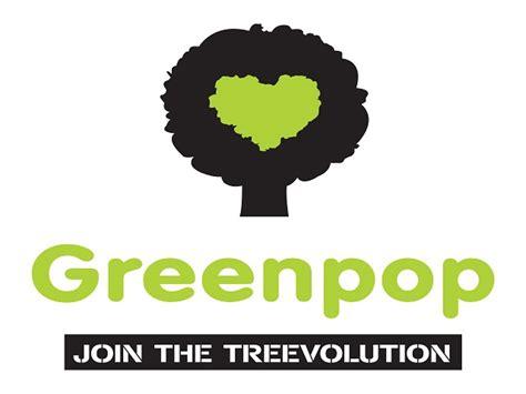 Logo Pop Green responsible tourism